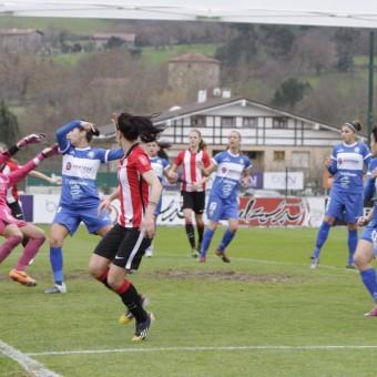 Athletic Club golea y marcha sólido en la punta de La Liga Femenina española