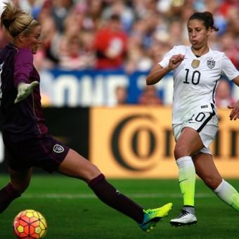 Estados Unidos golea 5-0 a Irlanda y todo lo que dejó la primera fecha FIFA de 2016