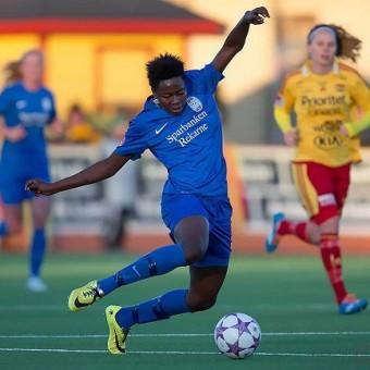 FC Rosengard anuncia fichaje de Gaëlle Enganamouit, Ella Masar McLeod, Lieke Martens e Iina Salmi
