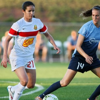 Lady Andrade continuará con el Western New York Flash para la temporada 2016