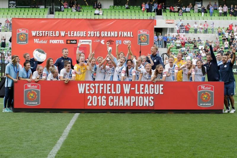 Melbourne City se corona campeona de la Liga Femenina australiana