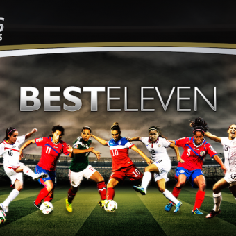 Carli Lloyd es reconocida por la CONCACAF como mejor jugadora de 2015