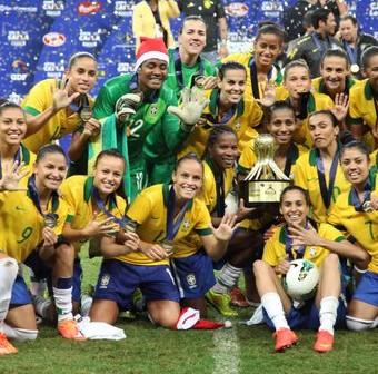 Sin Marta, Brasil inicia preparación para Algarve Cup y Rio 2016