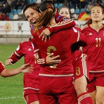España se alista para el partido contra Montenegro y el regreso de Verónica Boquete
