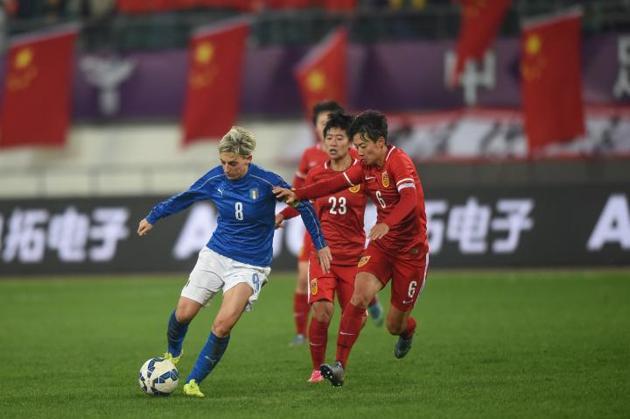 Selección Femenina de Italia arrancará el año con entrenamientos durante 3 días