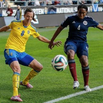 Suecia convoca 23 jugadoras para amistoso contra Escocia
