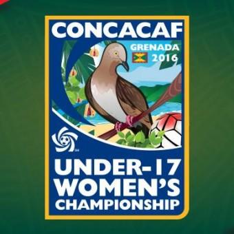 Definidos los grupos para el Torneo Sub-17 Femenino de la CONCACAF Granada 2016