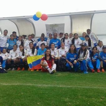Continúa la preparación de la Selección Colombia sub17