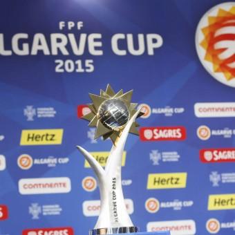 Calendario de partidos de la Algarve Cup 2016