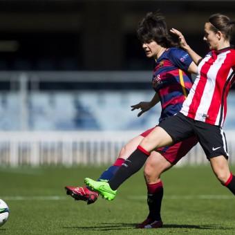 Athletic Club se afianza en la cima tras empatar de visita a Barcelona
