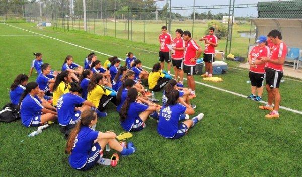 Nelson Basualdo, entrenador de Paraguay, dio a conocer el listado de convocadas sub-17.