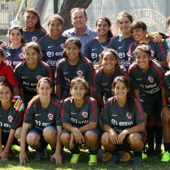 Convocatoria de la Selección Femenina de Chile para el Sudamericano Sub-17