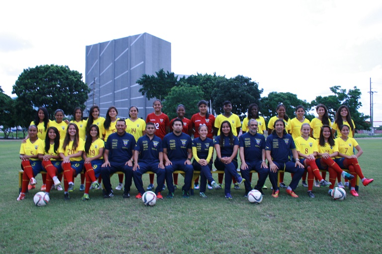 Selección Femenina Sub-17 de Ecuador revela sus jugadoras para Sudamericano de Venezuela