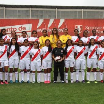 Perú convoca a 22 jugadoras para Sudamericano Sub-17 de Venezuela