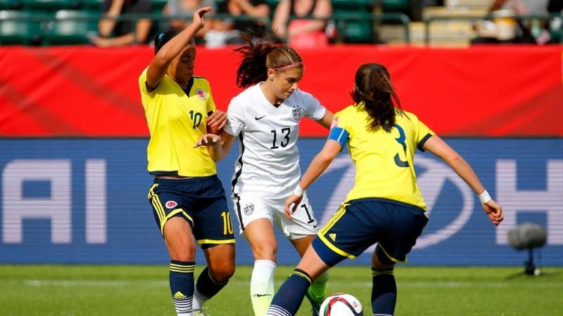 Colombia tendrá doble jornada de amistosos contra Estados Unidos en abril