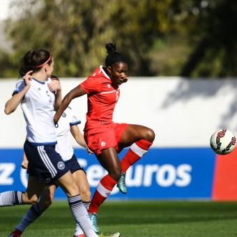 Algarve Cup 2016: Resultados y Posiciones Fecha 1