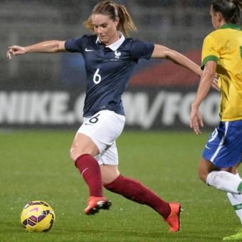 Amandine Henry es nueva jugadora del Portland Thorns