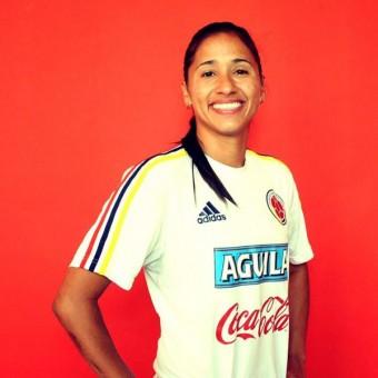 Carolina Arias nueva integrante del WNY Flash.