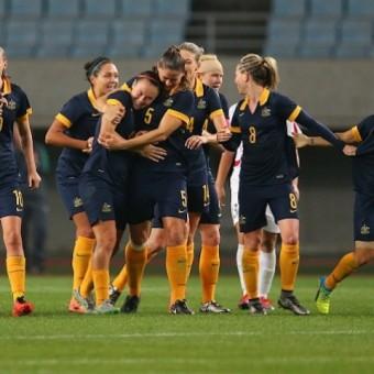 Australia y China aseguraron su cupo por Asia a Río 2016