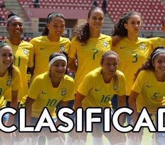 Brasil y Venezuela celebran su paso al Mundial de Jordania Sub-17.