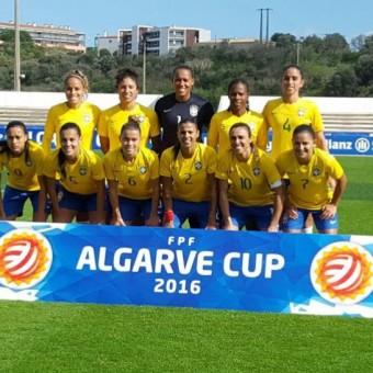 Brasil convoca a sus 18 jugadoras para Río 2016