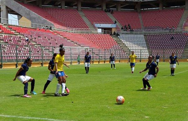 Brasil continúa su camino a obtener un cupo para el Mundial Sub-17 de Jordania.