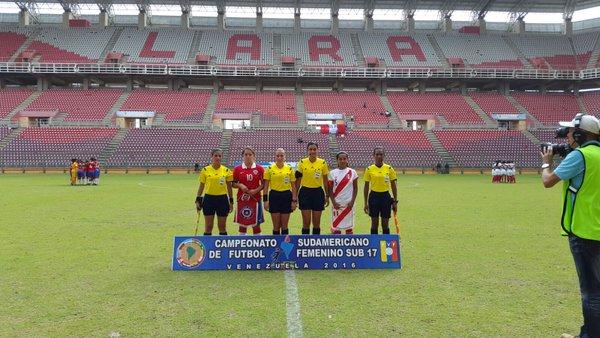 Chile se despide del Sudamericano sub-17 con victoria.