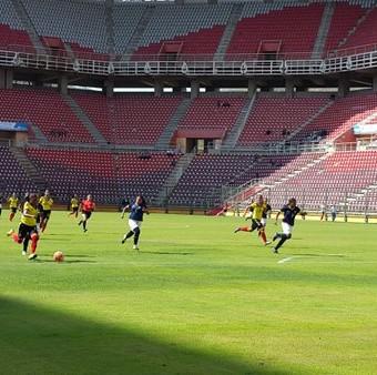 Colombia a un paso de la clasificación al Sudamericano.