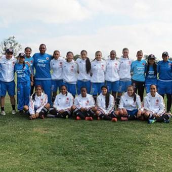Jugadoras convocadas de la Selección Colombia para Sudamericano Sub-17