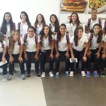 Costa Rica escoge sus 20 jugadoras para Premundial de la CONCACAF Granada 2016.
