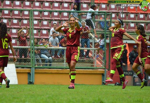Venezuela comienza con pie derecho el Sudamericano Sub-17.