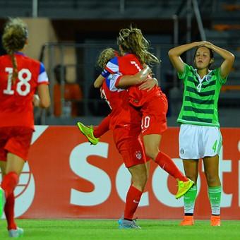 Estados Unidos se corona campeona del Torneo Sub-17 Femenino de CONCACAF