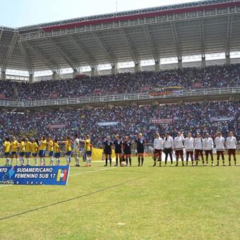 Venezuela, Brasil y Paraguay nuestras representantes en el Mundial de Jordania.