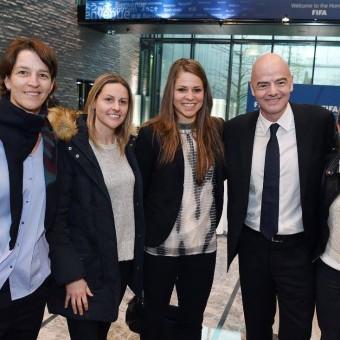 ¿Quién es Gianni Infantino, el nuevo presidente de la FIFA? y ¿qué hará por el Fútbol Femenino?