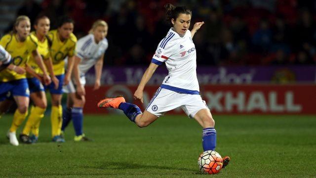 FA WSL: Chelsea arranca con triunfo su defensa del título
