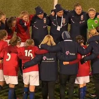 Noruega se clasifica al Campeonato Final Europeo Sub-17, tras dejar en el camino a Suecia