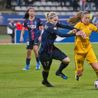 Paris Saint-Germain sufrió para eliminar a Barcelona de la Champions League Femenina
