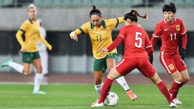 Australia terminó primera en el Preolímpico Asiático, China segunda
