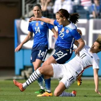 Estados Unidos llama a 25 jugadoras para amistosos frente a Japón