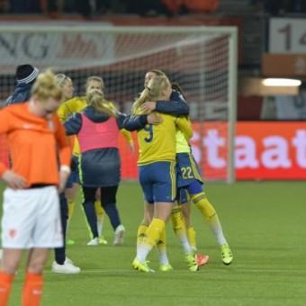 Suecia clasifica a Río 2016 luego de ganar el Preolímpico Europeo