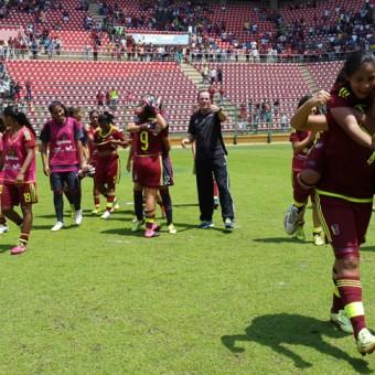Venezuela primera clasificada a la Fase Final del Sudamericano Femenino Sub-17.