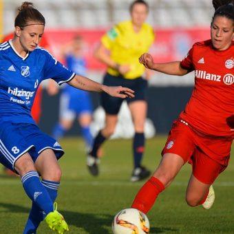 Bayern Múnich está a 1 punto de ganar la Bundesliga Femenina