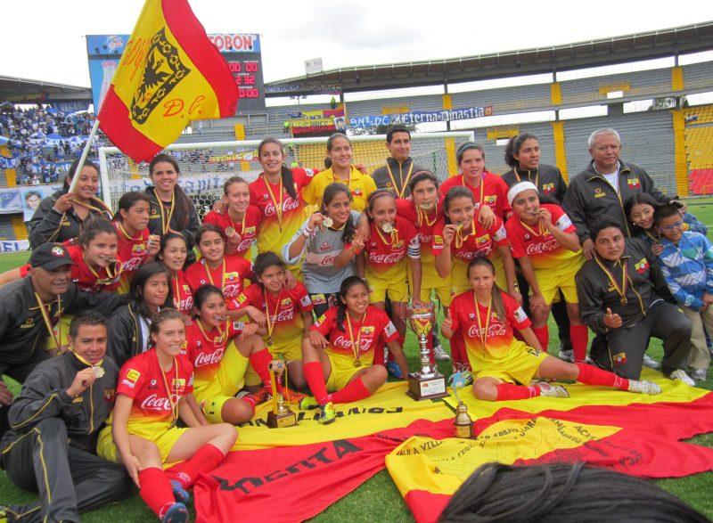 Millonarios, Huila y Tolima arrancan motores para la Liga Femenina.