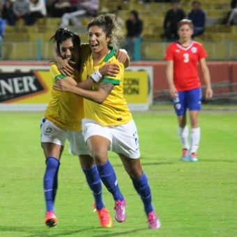El rezago de CONMEBOL con el fútbol femenino