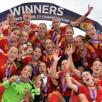 Alemania y España buscarán su acceso al Mundial Sub-17 de Jordania