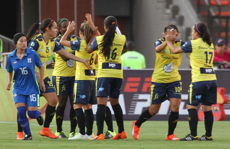 En mayo inicia el 1er campeonato nacional de fútbol femenino interclubes.