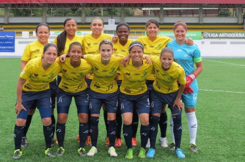 Calendario del 1er campeonato nacional de clubes femenino.