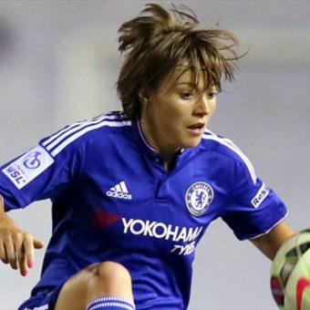 Fran Kirby, la jugadora que le anotó un gol contra la depresión