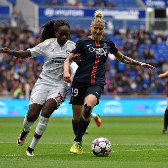 Lyon y Wolfsburgo golean y están más cerca de la final de la Champions League Femenina