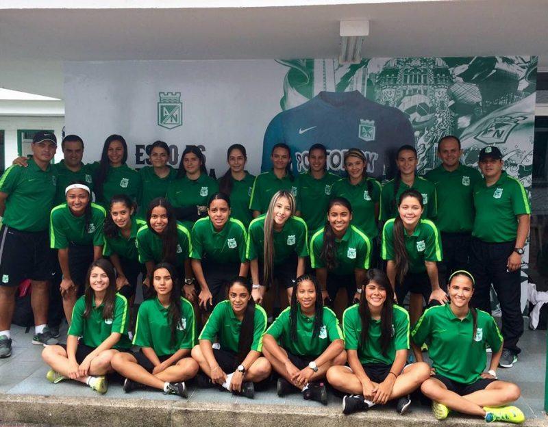 Planeación con los clubes de la Liga Femenina.